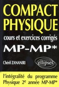 COMPACT PHYSIQUE. Cours et exercices corrigés, MP-MP*.pdf