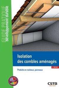 Isolation des combles aménagés- Produits en rouleaux, panneaux - Cherkaoui El Hafiane pdf epub