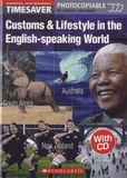 Cheryl Pelteret - Customs & Lifestyle in the English-speaking World. 1 CD audio