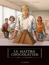 Amazon livres audio télécharger Le maître chocolatier Tome 2 CHM par Chetville, Eric Corbeyran, Bénédicte Gourdon (Litterature Francaise) 9782803675906