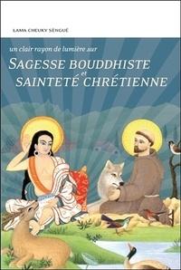Cheuky sèngué Lama - Sagesse bouddhiste et sainteté chrétienne.