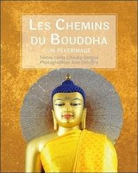 Cheuky Sèngué et Jean Deloffre - Les chemins du Bouddha - Un pèlerinage.