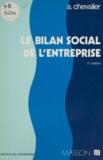 Chevalier - Le Bilan social de l'entreprise.