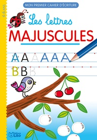 Chiaki Miyamoto - Je dessine les lettres majuscules.