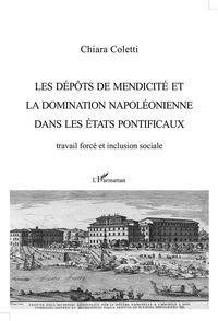 Deedr.fr Les dépôts de mendicité et la domination napoléonienne dans les Etats pontificaux - Travail forcé et inclusion sociale Image