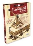 Chiara Covolan et Girolamo Covolan - Les machines de Léonard de Vinci - La catapulte et l'arbalète - Avec 2 maquettes.