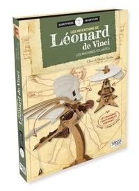 Chiara Covolan et Girolamo Covolan - Scientifiques & inventeurs - Les machines de Léonard de Vinci, l'ornithoptère et la vis aérienne.