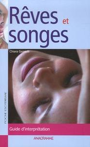 Chiara Gemiolli - Rêves et Songes - Guide d'interprétation.