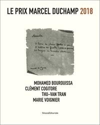 Chiara Golasseni et Lorena Ansani - Le prix Marcel Duchamp 2018 - Mohamed Bourouissa, Clément Cogitore, Thu-Van Tran, Marie Voignier.