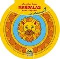 Chiara Naccarato - Les plus beaux mandalas pour enfants - Animaux.