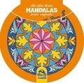 Chiara Naccarato - Les plus beaux mandalas pour enfants - Fleurs.