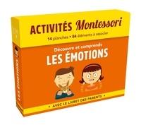 Chiara Piroddi et Agnese Baruzzi - Découvre et comprends les émotions - Avec le livret des parents.
