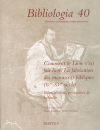 Birrascarampola.it Comment le livre s'est fait livre - La fabrication des manuscrits bibliques (IV-XVe-siècle) : bilan, résultats, perspectives de recherche Image