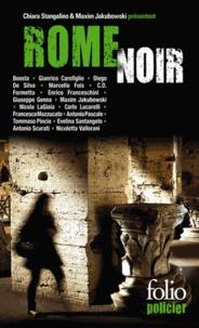 Chiara Stangalino et Maxim Jakubowski - Rome Noir.