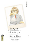 Chica Umino - March comes in like a lion Tome 6 : .
