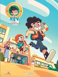 Chico et  Minte - Le monde selon Kev Tome 2 : La frisée de l'école.