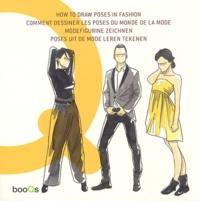Chidy Wayne - Comment dessiner les poses du monde de la mode.