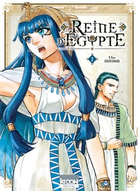 Chie Inudoh - Reine d'Egypte Tome 2 : .