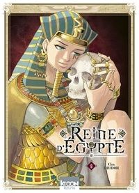 Chie Inudoh - Reine d'Egypte Tome 8 : .