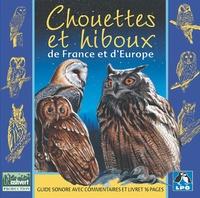 Fernand Deroussen - Chouettes et Hiboux. 1 CD audio