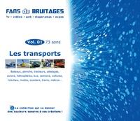 Nicolas Dubois - Les transports. 1 CD audio