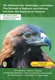Fernand Deroussen - Les voix des rapaces et faucons. 2 CD audio MP3
