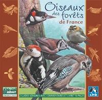 Hervé Millancourt - Oiseaux des forêts de France. 2 CD audio