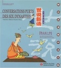Chih-Chung Tsai - Conversations pures des six dynasties - Edition bilingue français-chinois.