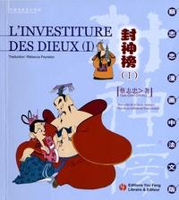 Chih-Chung Tsai - L'investiture des dieux - Tome 1, édition bilingue français-chinois.