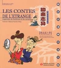 Chih-Chung Tsai - Les contes de l'étrange - Légendes de fantômes et de renards.
