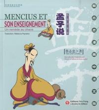 Chih-Chung Tsai - Mencius et son enseignement - Un remède au chaos.