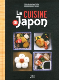Chihiro Masui et Hanaé Kaédé - La cuisine du Japon.