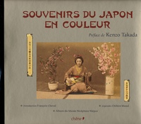 Chihiro Masui - Souvenirs du Japon en couleurs - Photographies de la fin du XIXe siècle coloriées au pinceau.