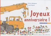 Chihiro Nakagawa et Junji Koyose - Les P'tits Bonzoms Tome 1 : Joyeux anniversaire !.
