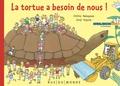 Chihiro Nakagawa et Junji Koyose - Les P'tits Bonzoms Tome 5 : La tortue a besoin de nous !.