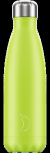 CHILLY'S - Gourde isotherme 500 ML Summer solids lemon & Lime Chillys