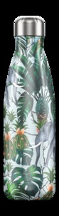 CHILLY'S - Gourde isotherme 500ML Elephan Tropical Chillys