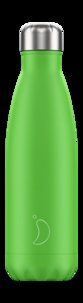 CHILLY'S - Gourde isotherme 500ML Green Neon Chillys