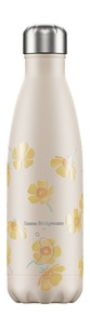 CHILLYS - Gourde isotherme 500ml Emma Bridgewater Buttercup Chillys