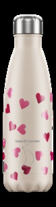 CHILLYS - Gourde isotherme 500ML HEART Emma Bridgewater Chillys