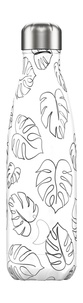 CHILLYS - Gourde isotherme 500ml Line Art Leaves Chillys