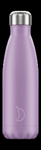 CHILLYS - Gourde isotherme 500ML Purple Pastel Chillys