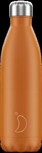 CHILLYS - Gourde isotherme 750ML Burn Orange Matte Chillys