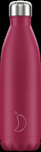 CHILLYS - Gourde isotherme 750ML Pink Matte Chillys