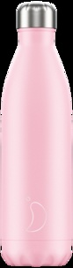 CHILLYS - Gourde isotherme 750ML Pink Pastel Chillys