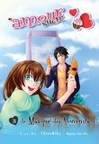 ChinoMiko et Migoto Sen Chu - Amour sucré Tome 3 : Le masque des souvenirs.