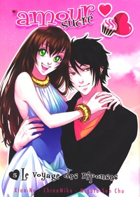 ChinoMiko et Migoto Sen Chu - Amour sucré Tome 5 : Le voyage des réponses.