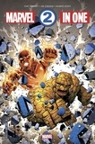 Chip Zdarsky et Jim Cheung - Marvel 2-in-one Tome 1 : Jour fatal.