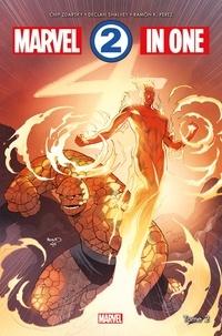 Chip Zdarsky et Declan Shalvey - Marvel 2-in-one Tome 2 : Esprit de famille.