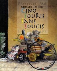 Chisato Tashiro - Cinq souris sans soucis. 1 DVD